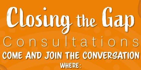 Closing the Gap Consultations: Kempsey tickets