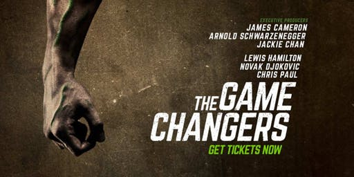"""GAME CHANGERS"" (Movie Night + dinner)"