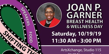 Joan Garner Breast Health/Wellness Day tickets