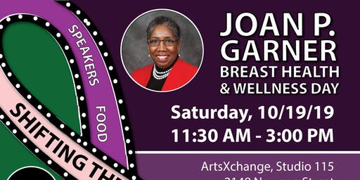 Joan Garner Breast Health/Wellness Day