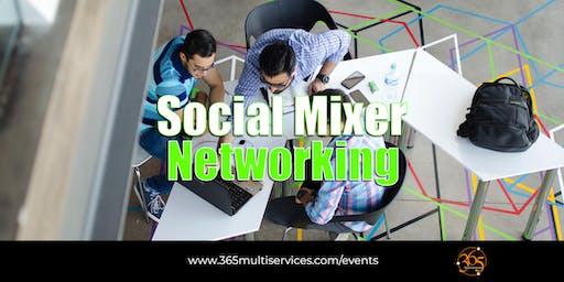 Social Mixer:  Latino Entrepreneur Networking Group