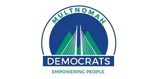 Democratic Debate Watch Party! Young Democrats of Oregon + Mult Co Dems