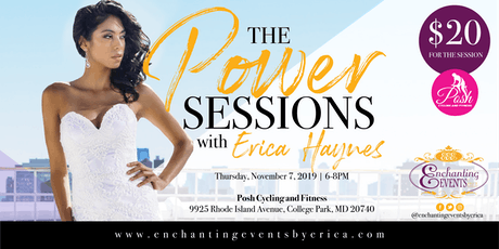 The Wedding Planner Power Session tickets