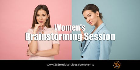 Moving FWD: Women's Brainstorming Session tickets