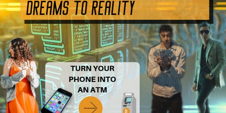 Turn your phone into an ATM tickets