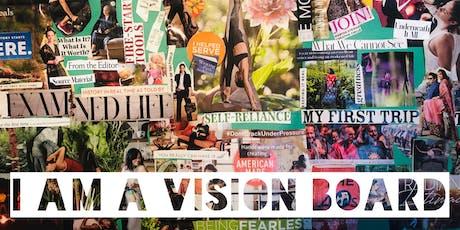 Fun & Creative Vision Board Workshop tickets