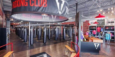 VIP Opening 6:30PM Class tickets