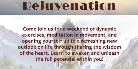 Yoga and Meditation Retreat tickets