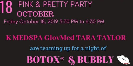 Pink & Pretty Party October