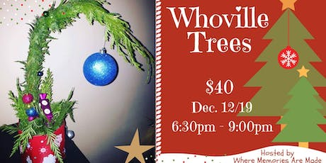 Whoville Grinch Tree tickets