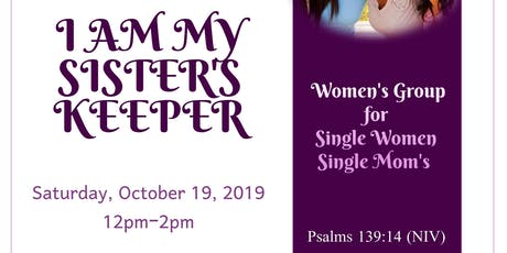 I AM MY SISTERS KEEPER  tickets