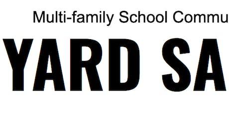 Yard Sale! Multi-family school community tickets