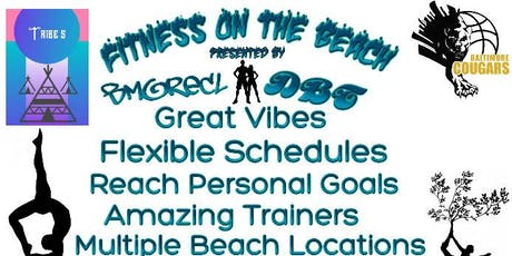 Fitness On The Beach - Moms Edition  tickets