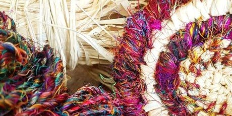 Silk Yarn Basket Weaving tickets