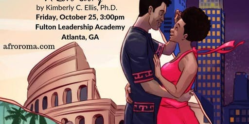 AfroRoma, a Love Story Free Reading in Atlanta