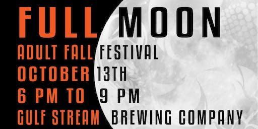 Full Moon Festival - Oct 13 - Central City Alliance - Gulf Stream Brewery