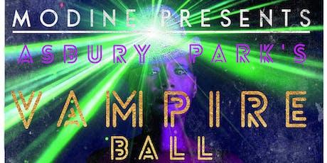 Asbury Park Vampire Ball tickets