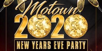 Motown 2020 NYE Party