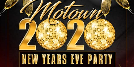 Motown 2020 NYE Party tickets
