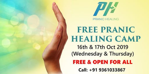 FREE Pranic Healing Camp