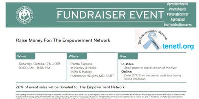 The Empowerment Network and & Panda Express Prostate Cancer Fundraiser