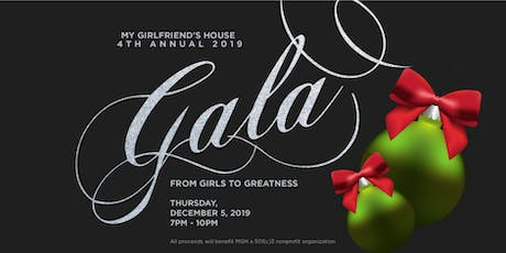 4th Annual 2019 Holiday Gala tickets