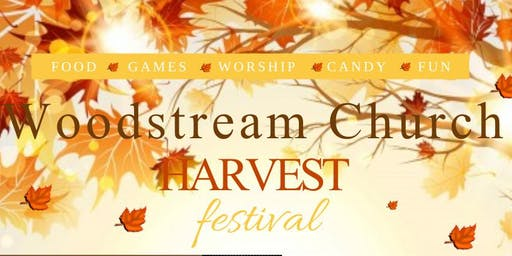 Woodstream Church Harvest Festival