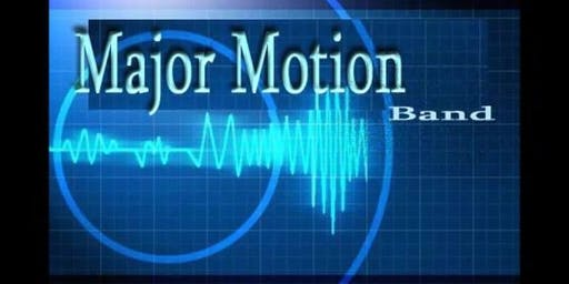 MAJOR MOTION live @ blackstone irish pub