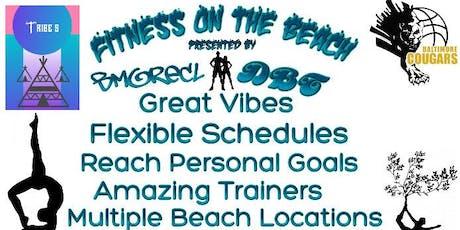 Fitness On The Beach - Gospel Edition  tickets