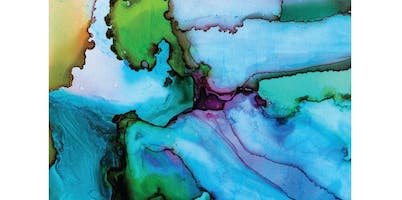 Intro to Alcohol Inks (2019-11-20 starts at 6:30 PM)