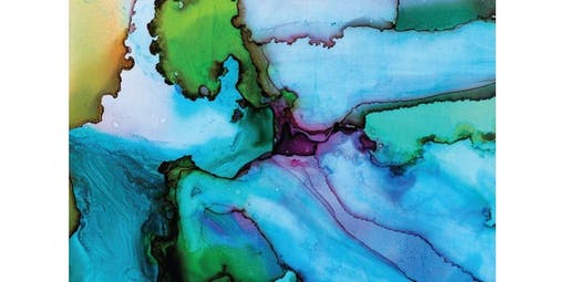 Intro to Alcohol Inks (2019-11-13 starts at 6:30 PM)