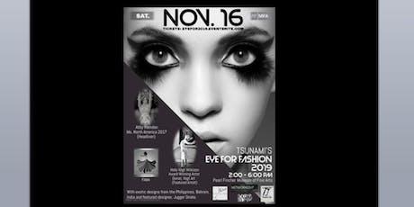 Eye 4 Fashion 2019 tickets