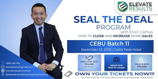 Seal the Deal Program - CEBU Batch 11