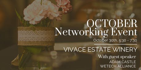 Vivace Networking Event - Amherstburg Chamber of Commerce tickets