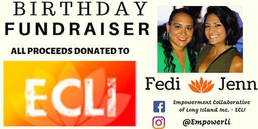 ECLI Birthday Fundraiser