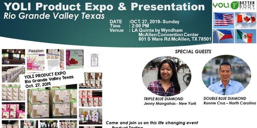 RGV Yoli Expo and Presentation