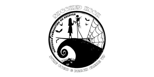Spooked Kook Surf Comp & Beach Clean Up
