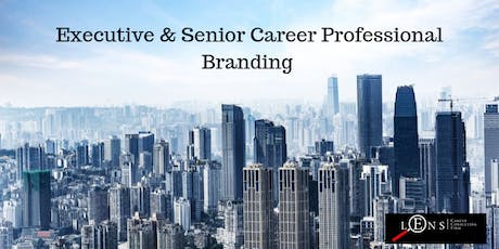 Presenting Your Executive Professional Brand tickets