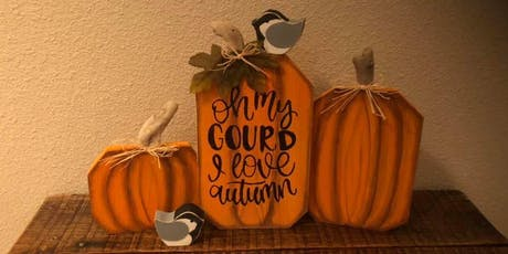 Oh My Gourd Painting Class tickets