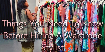 Things You Need To Know Before Hiring A Wardrobe Stylist