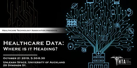HEALTHCARE DATA - Where is it heading? tickets