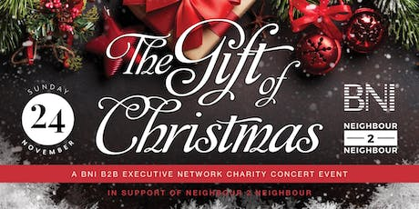 The Gift of Christmas Charity Concert tickets