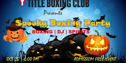 Spooky Boxing Party