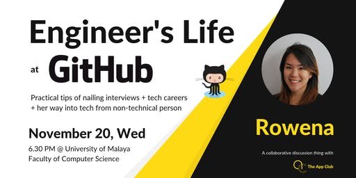 Engineer's Life at GitHub: Practical tips of nailing interviews+tech career