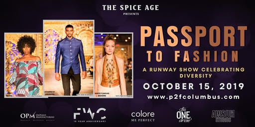The Spice Age Presents Passport to Fashion