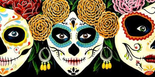 Dia De Los Muertos / Day of the Dead Interactive Art Exhibit