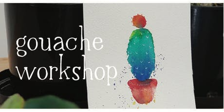 Gouache Workshop tickets