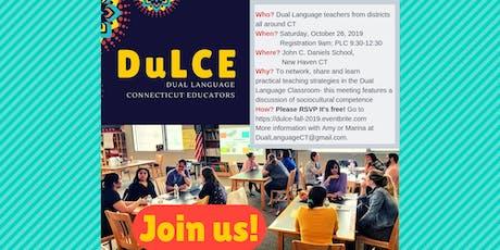DuLCE PLC Fall 19-20 tickets