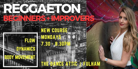 FREE Reggaeton Taster Classes tickets