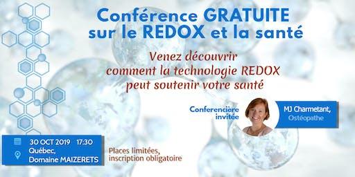 Comprendre les composés REDOX d'ASEA